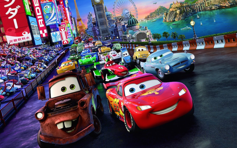 CARS-Wallpaper