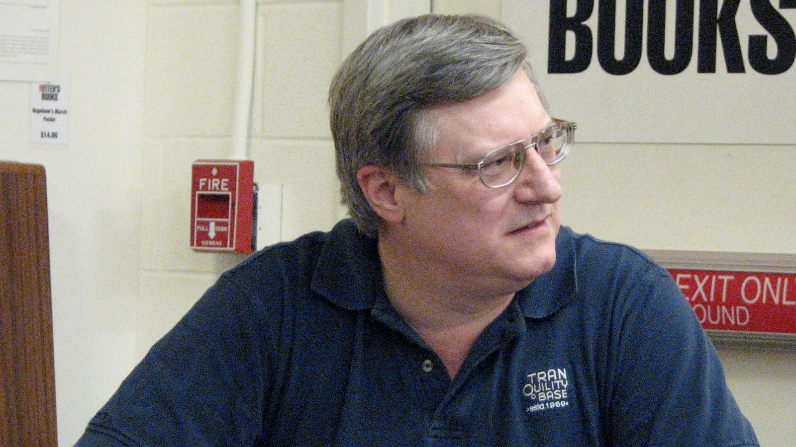 John G. Hemry, alias Jack Campbell