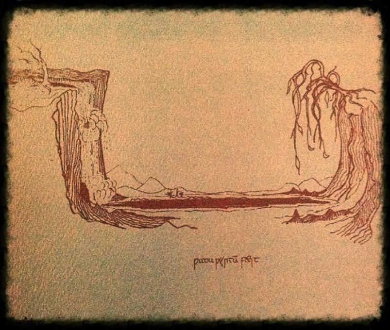Grendel tava (J. R. R. Tolkien rajza)