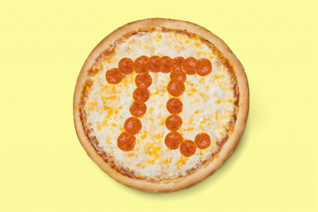 Pi-day Pizza