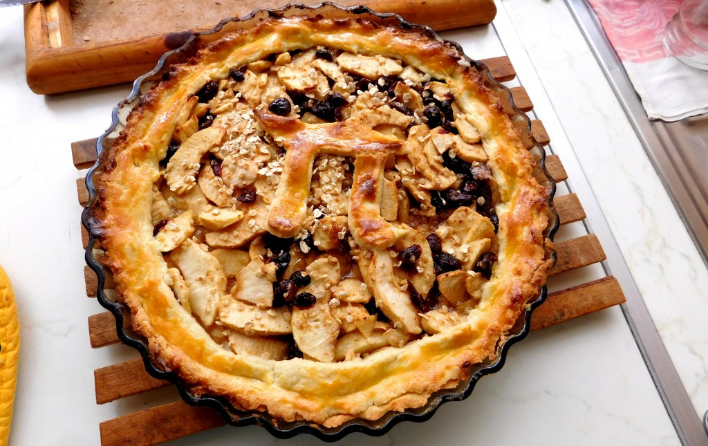 Pi-day pie