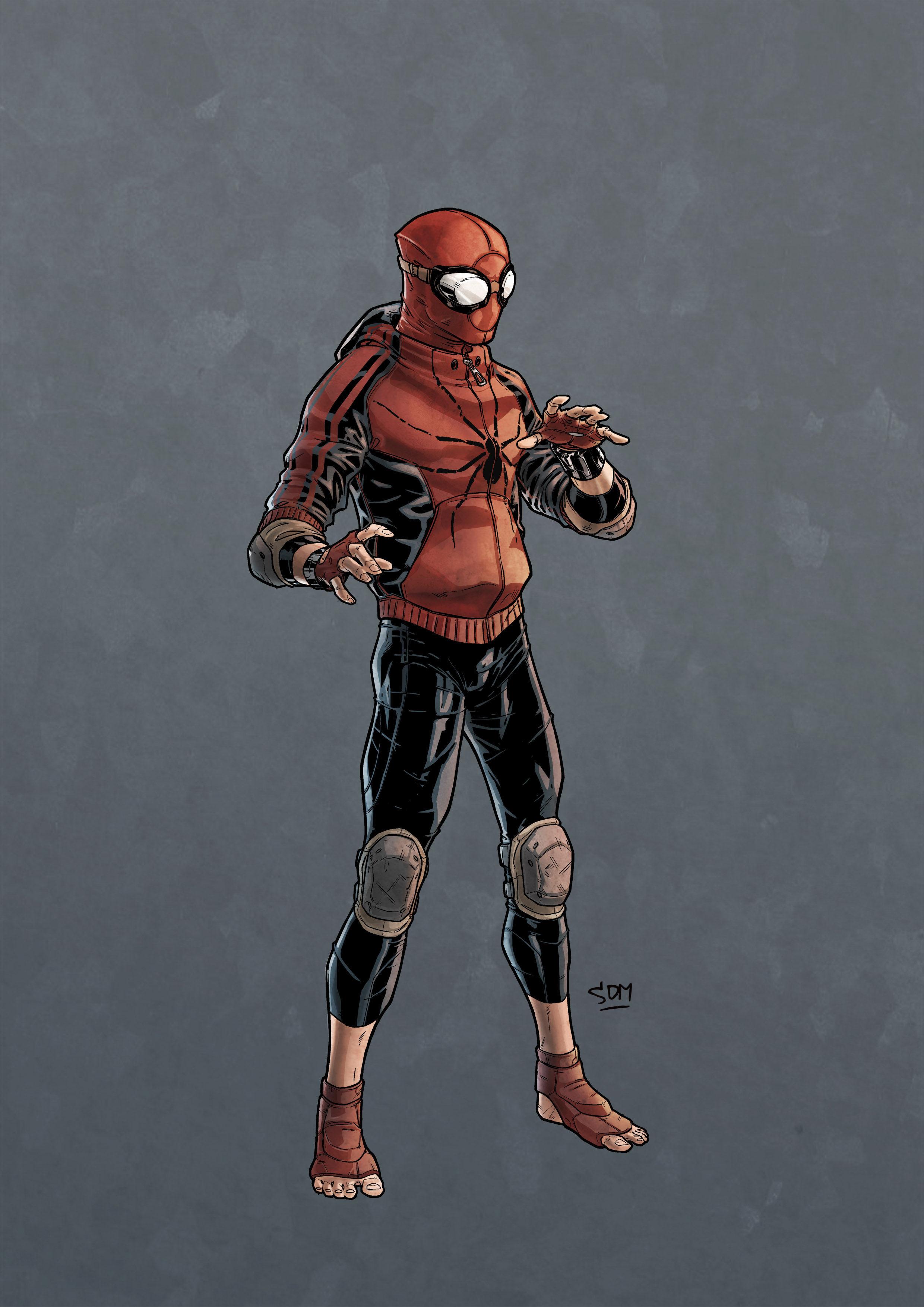Spider-Man-concept-fan-art-Captain-America-Civil-War