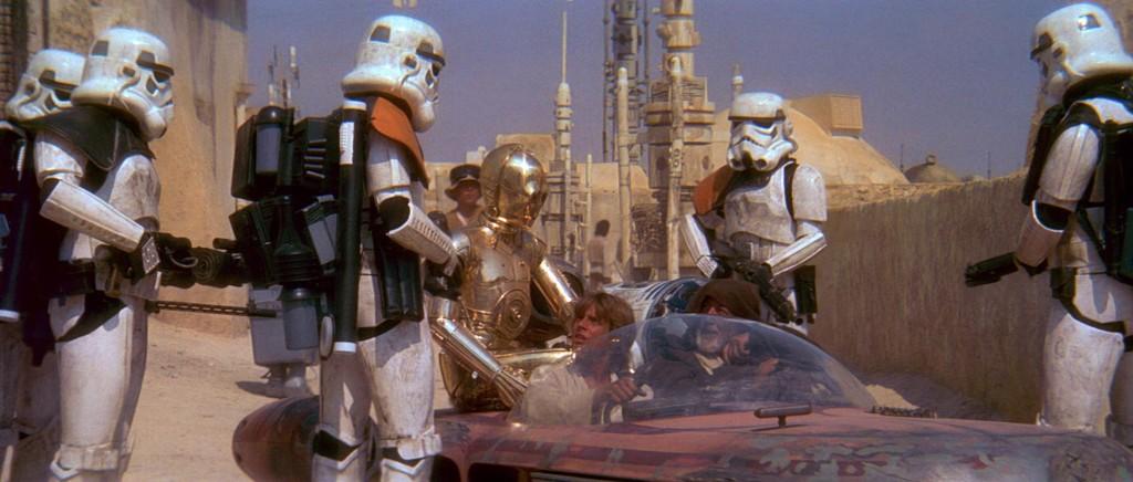 Nem ezek azok a droidok...