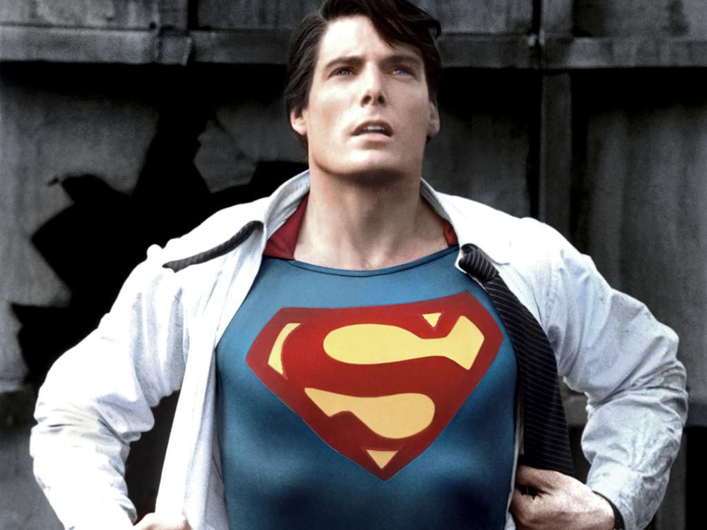 Christopher Reeve Superman szerepében