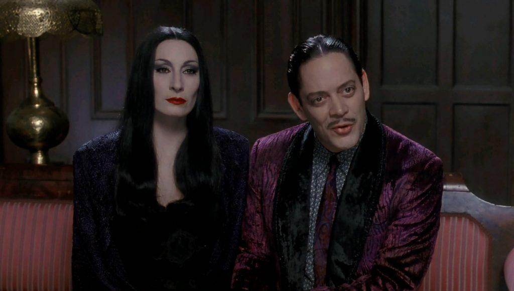 Morticia & Gomez-Addams Family 25