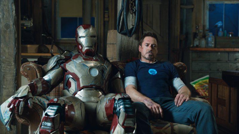 Iron Man 3Tony Stark/Iron Man (Robert Downey Jr.)Film Frame©Marvel Studios 2013