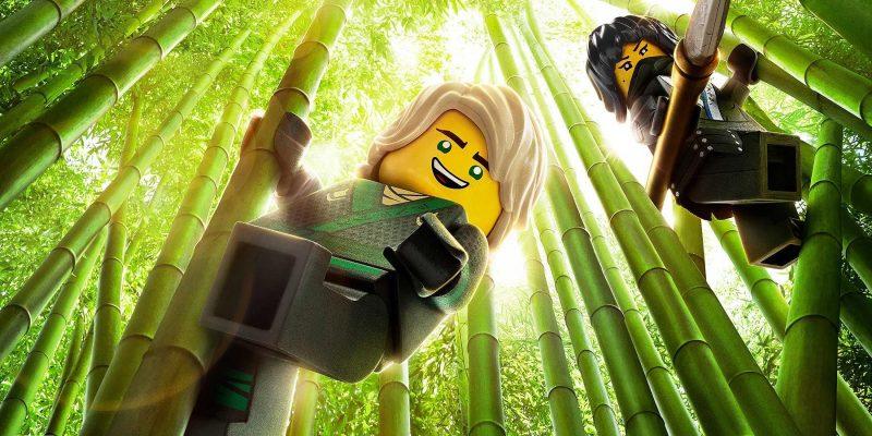 THE LEGO® NINJAGO® MOVIE (2017) movie poster *EW Exclusive* CR: LEGO/Warner Bros.