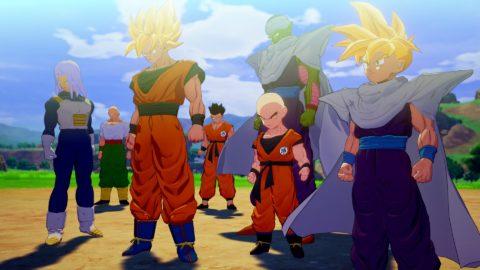Goku és barátai