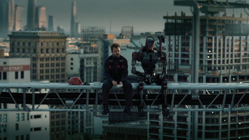 Westworld harmadik évad, jelenet