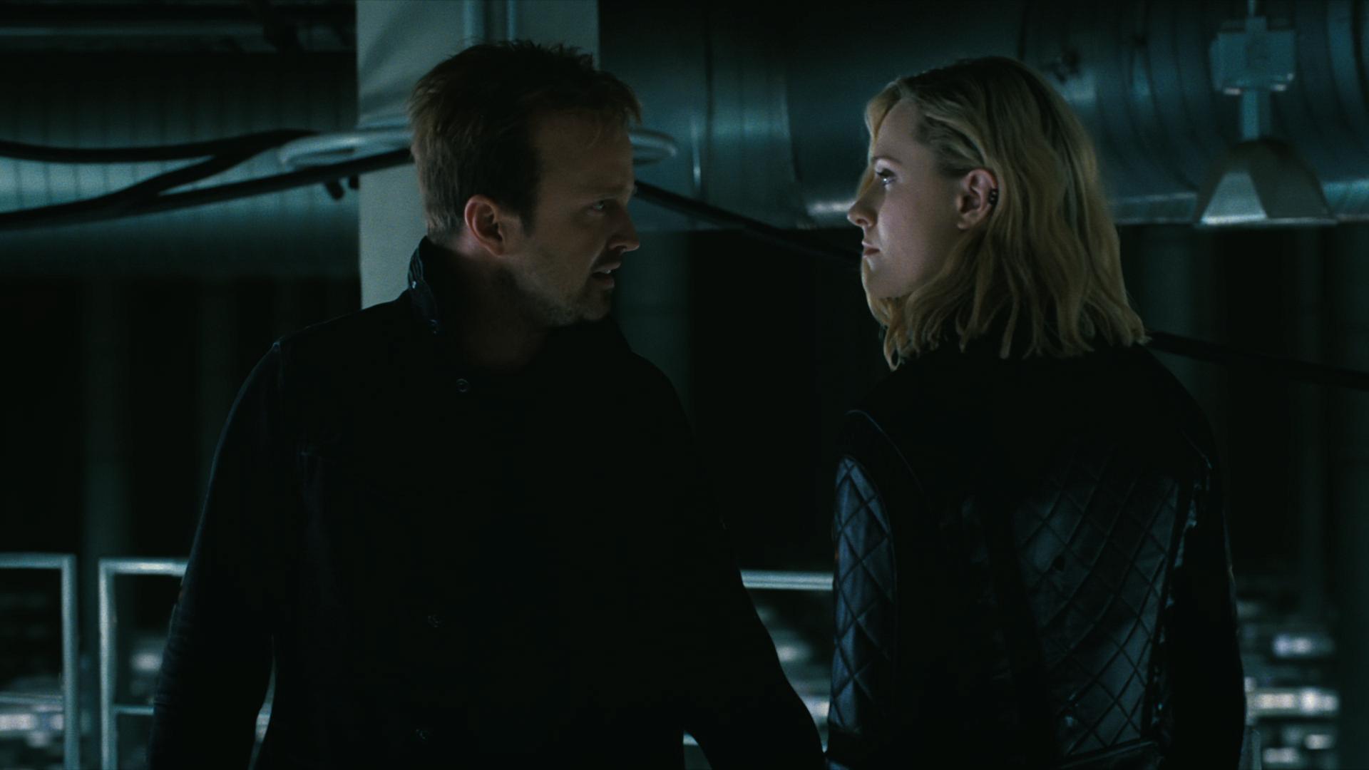 Westworld Dolores és Caleb