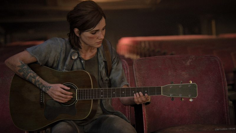 The Last os Us Part II Ellie