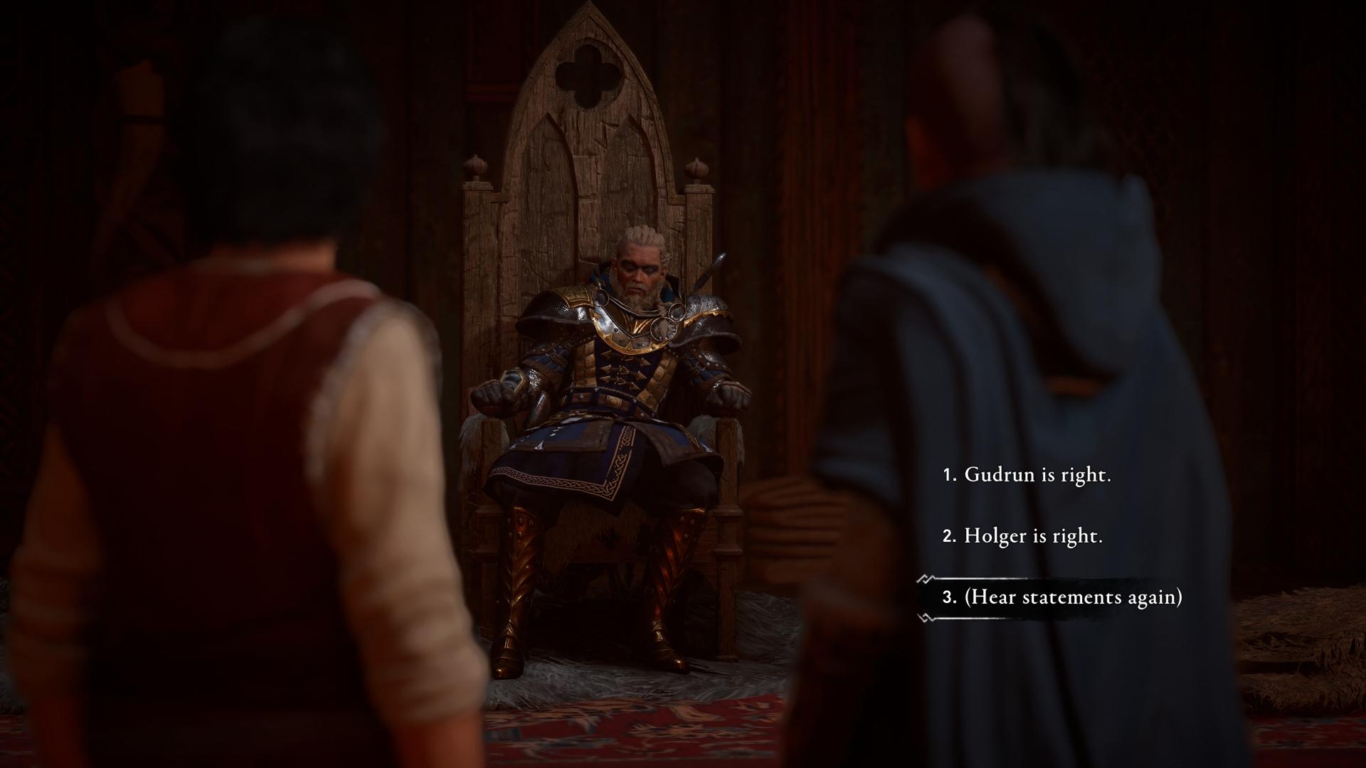 Assassins creed valhalla Eivor igazságot szolgáltat