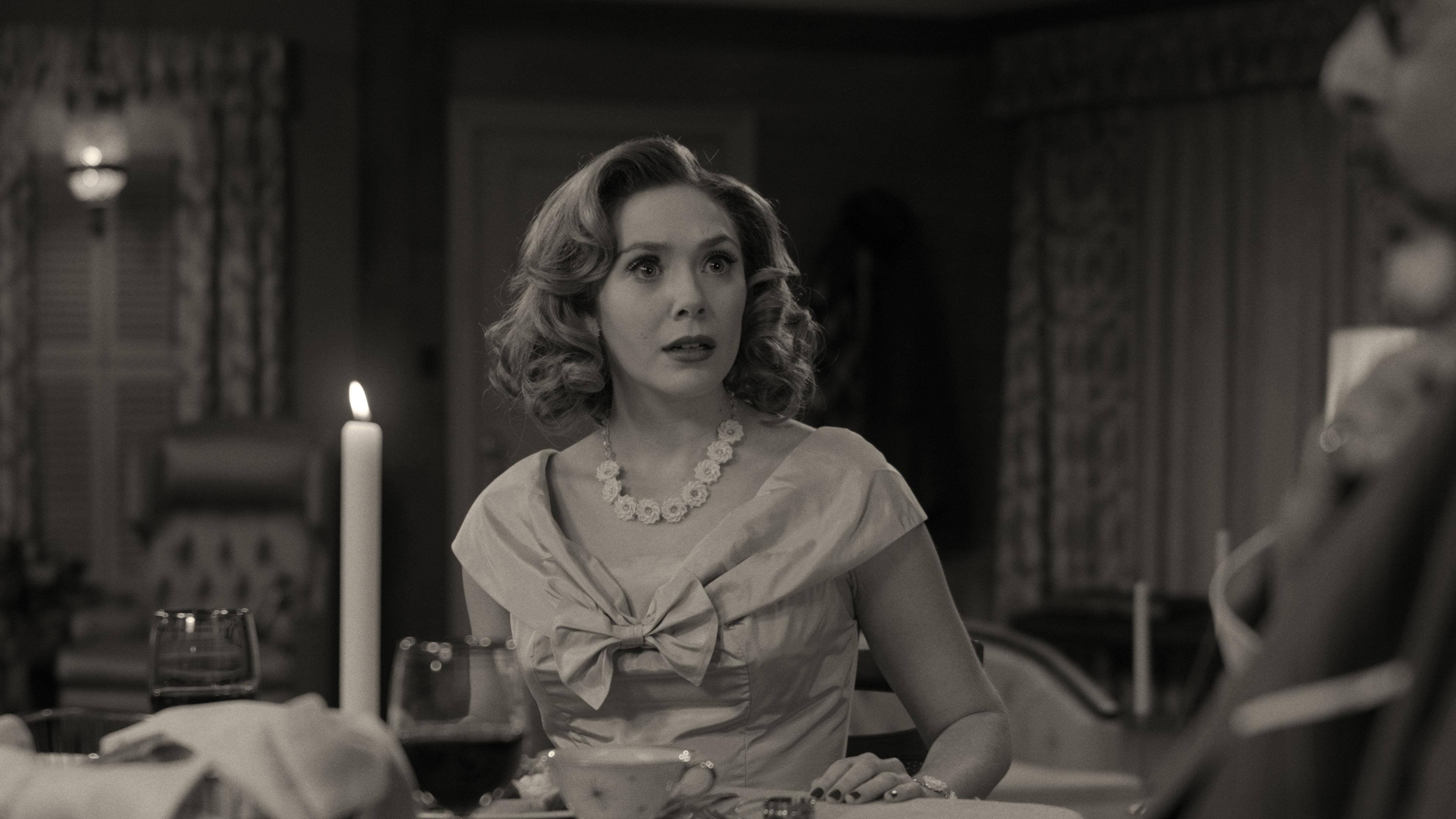 Wanda meghökken valamint a sorozat egyik jelenetében
