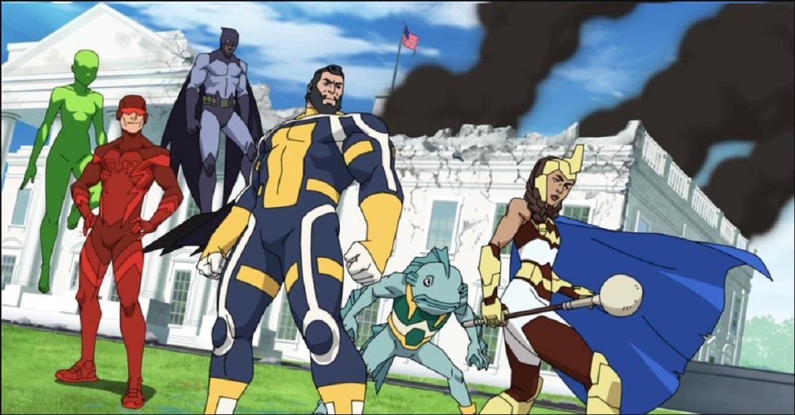 The Guardians of the Globe az Invincible sorozatban