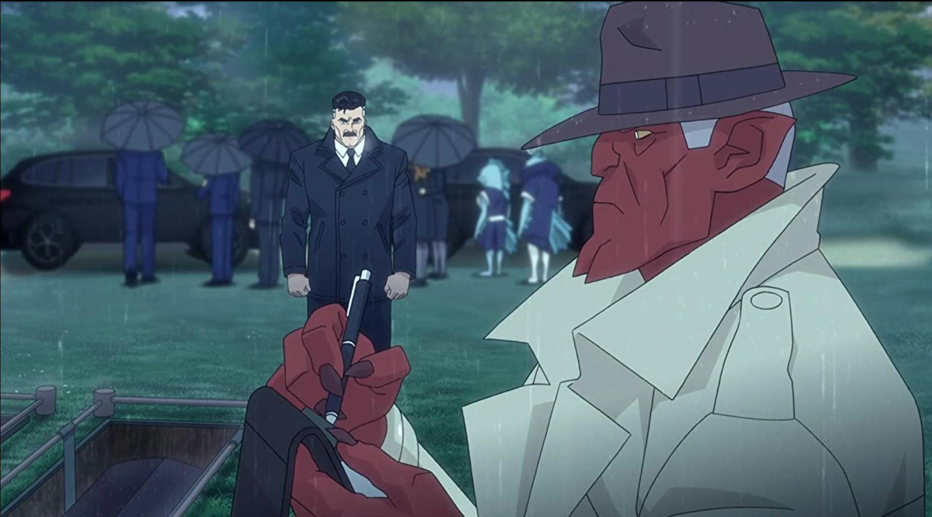 A démon detektív az Invincible sorozatban