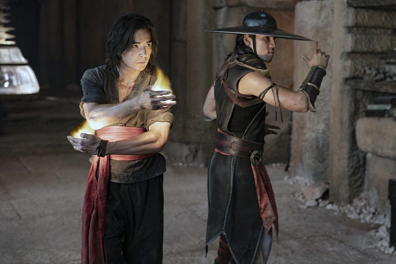 Kug Lao és Liu Kang