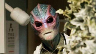 Harry a Resident Alienben