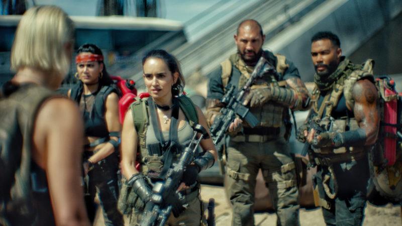 Jelenet az Army of the Dead filmből